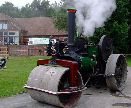 Aveling-Porter-Steam-Engine